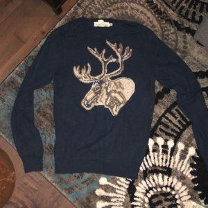 Men's reindeer sweater